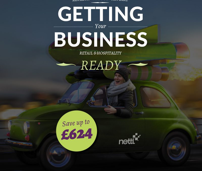 Getting your business back up and running